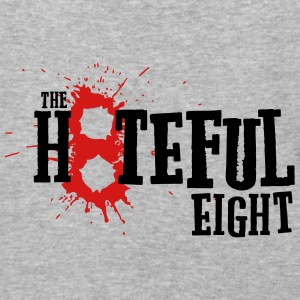 the Hateful Eight 8 Blood | Tarantino's Movie Hoodies - Baseball T-Shirt