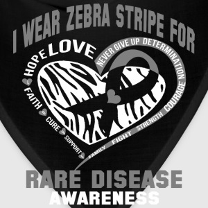 Rare Disease Awareness - Bandana