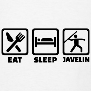 Eat Sleep Javelin Accessories - Men's T-Shirt