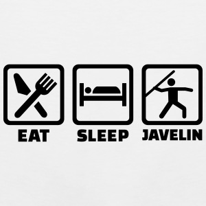 Eat Sleep Javelin Accessories - Men's Premium Tank