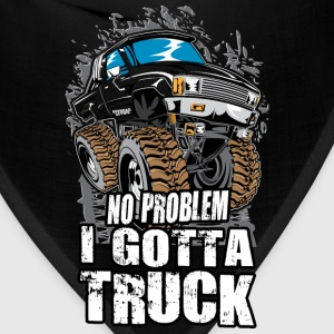 No Problem Toyota Truck Women's T-Shirts - Bandana
