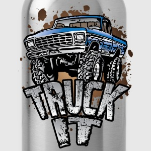 Truck It Kids' Shirts - Water Bottle