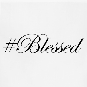 #Blessed T-Shirts - Adjustable Apron