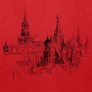 Moscow Women's T-Shirts - Tote Bag