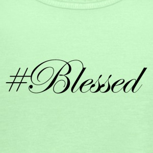 #Blessed Baby & Toddler Shirts - Women's Flowy Tank Top by Bella