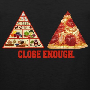 Funny Saying - Close Enough - Men's Premium Tank