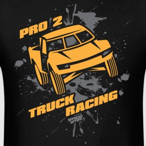 Pro2 Race truck 1 Hoodies - Men's T-Shirt