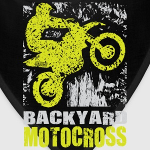 Backyard Motocross Kawasaki Kids' Shirts - Bandana