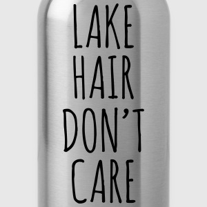 Lake Hair Don't Care - Water Bottle