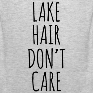 Lake Hair Don't Care - Men's Premium Tank