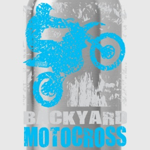 Backyard Motocross Yamaha Kids' Shirts - Water Bottle
