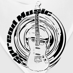 Spread Music T-Shirts - Bandana