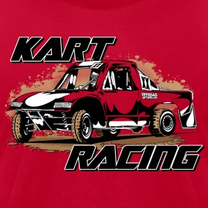 Modified JR2 Kart Racer Hoodies - Men's T-Shirt by American Apparel