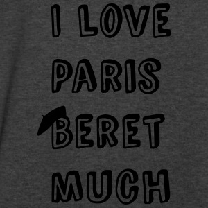 I Love Paris Very Much - Men's V-Neck T-Shirt by Canvas