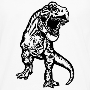 tyrannosaurus rex T-Shirts - Men's Premium Long Sleeve T-Shirt
