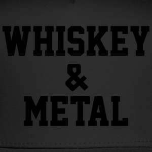 Whiskey & Metal T-Shirts - Trucker Cap