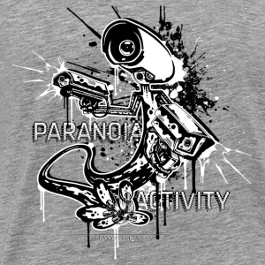 Paranoia Activity Tanks - Men's Premium T-Shirt