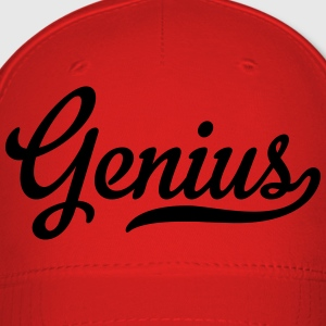genius T-Shirts - Baseball Cap