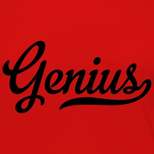 genius T-Shirts - Women's Premium Long Sleeve T-Shirt