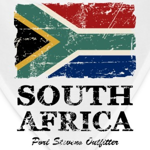 South Africa Flag - Vintage Look  T-Shirts - Bandana
