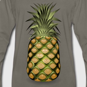 pineapple ananasas - Men's Premium Long Sleeve T-Shirt