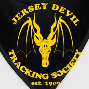 Jersey Devil Tracking Society  Hoodies - Bandana