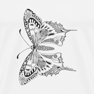 South Seas Butterfly Tanks - Men's Premium T-Shirt