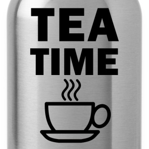 Tea Time T-Shirts - Water Bottle