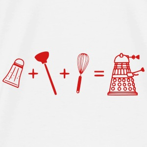 Dalek, How to build a Dalek Other - Men's Premium T-Shirt