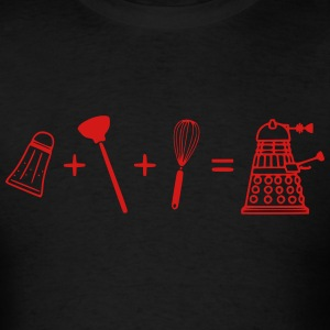 Dalek, How to build a Dalek Hoodies - Men's T-Shirt