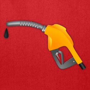 Gas Pump Nozzle - Tote Bag