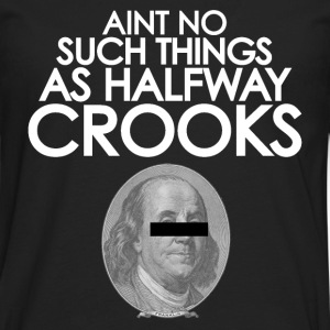 Halfway Crooks - Men's Premium Long Sleeve T-Shirt