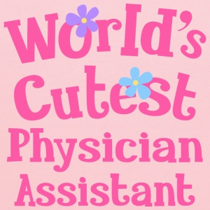 Physician Assistant (Cute) Women's T-Shirts - Kids' Hoodie