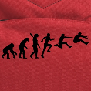Evolution Long jump Kids' Shirts - Computer Backpack