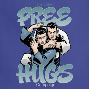 Free Hugs 3XL or 4XL requested by Richie - Adjustable Apron