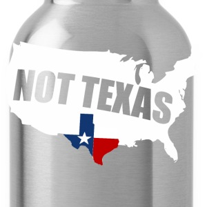 Not Texas America - Water Bottle