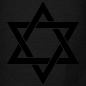 Star of David Judaism Isr Bags & backpacks - Men's T-Shirt