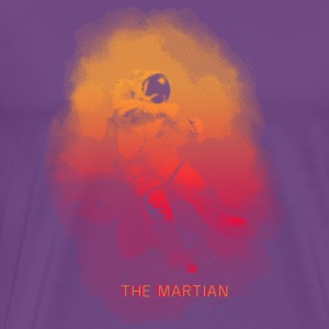 The Martian Ridley Scott Hoodies - Men's Premium T-Shirt