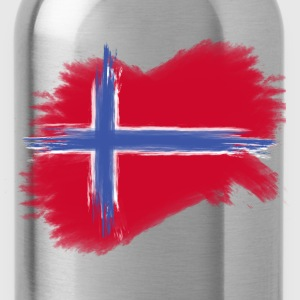 norway flag norge flag Tanks - Water Bottle