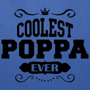 Coolest Poppa Ever T-Shirts - Tote Bag