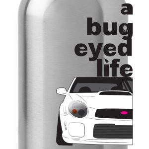 Subaru Bug Eyed Life - Water Bottle