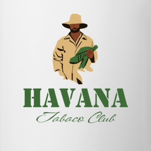 Havana  Tabacco Club - Tabacco farmer Hoodies - Coffee/Tea Mug