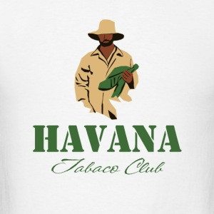 Havana  Tabacco Club - Tabacco farmer Long Sleeve Shirts - Men's T-Shirt