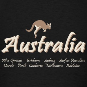 Australia Tanks - Men's T-Shirt