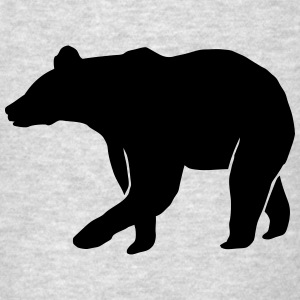 Grizzly bear Hoodies - Men's T-Shirt
