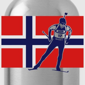 Norway Biathlon  Hoodies - Water Bottle