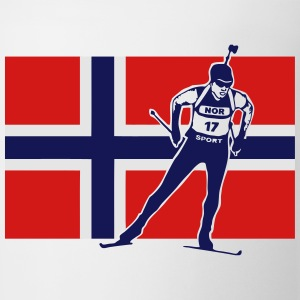 Norway Biathlon  Hoodies - Coffee/Tea Mug