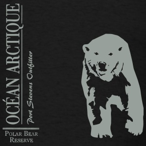 Ocean Arctique - Polar Bear Long Sleeve Shirts - Men's T-Shirt