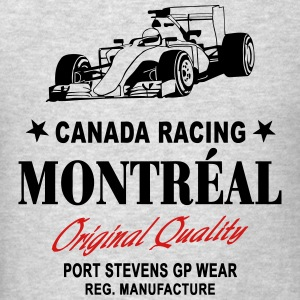 Montreal Formula One Hoodies - Men's T-Shirt