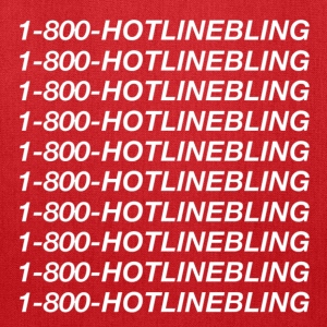 1-800-hotlinebling T-Shirts - Tote Bag